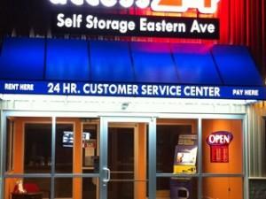 Access 24 Self Storage