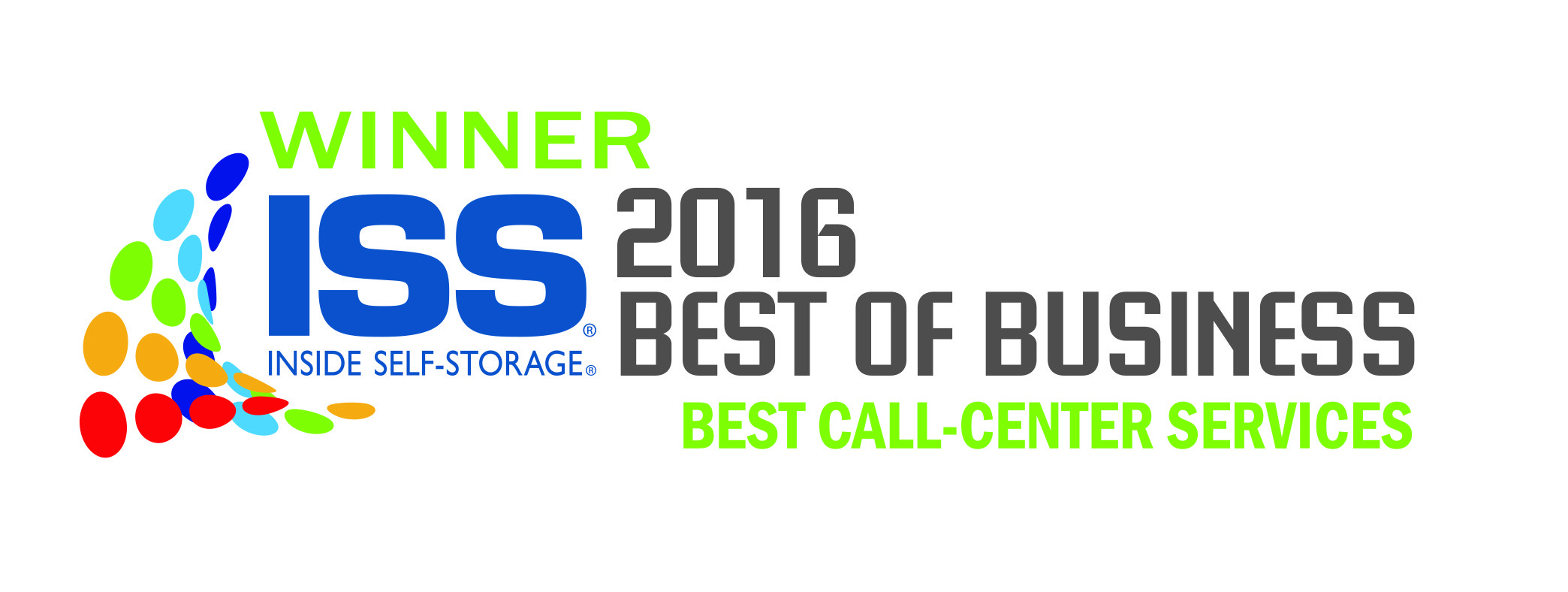 ISS BOB Logo 2016 Best Call-Center Services