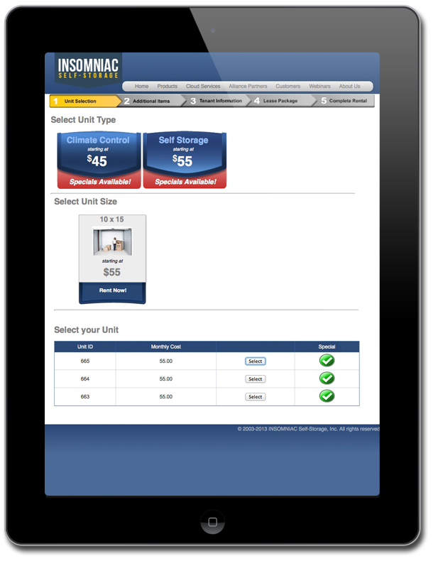 OpenTech iPad3