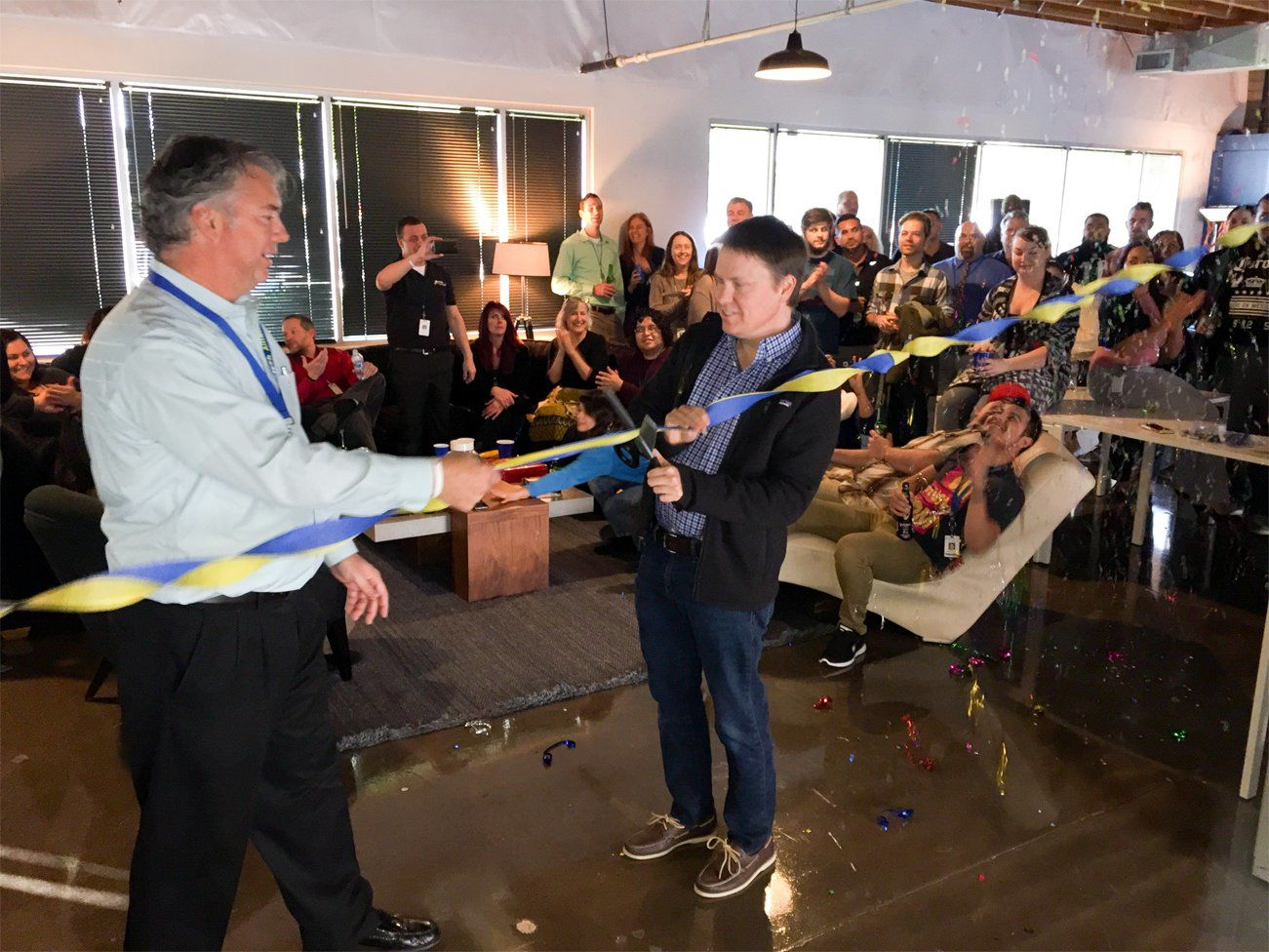 OpenTech Labs Cuts the Ribbonon New Software Development Space