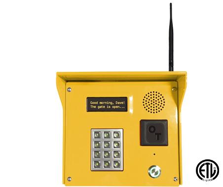 CIA Wireless Keypad