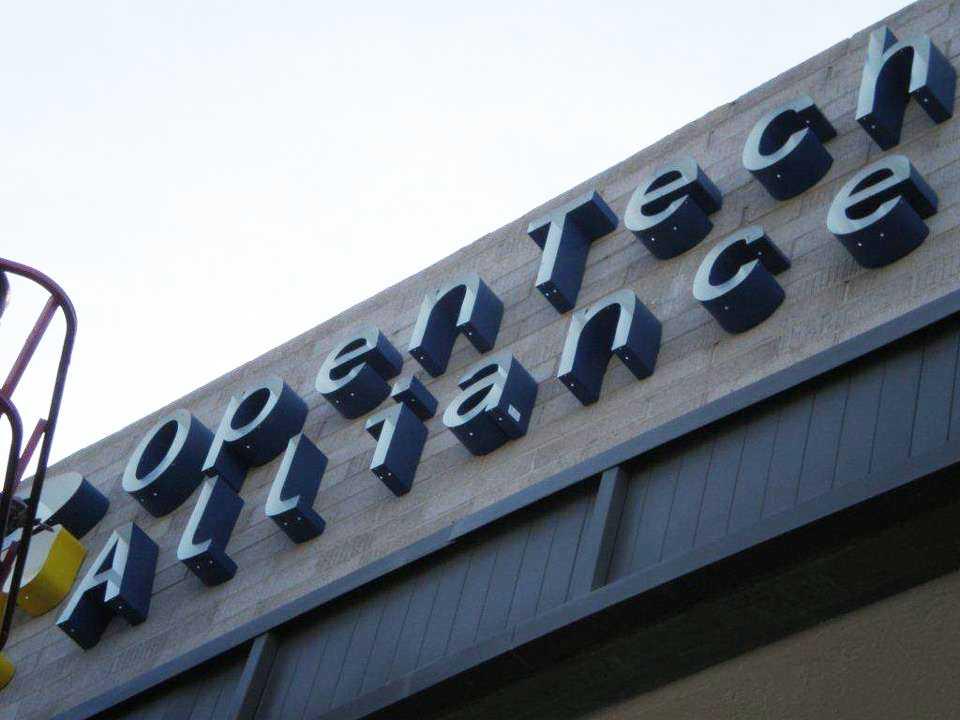 opentech sign
