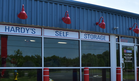 Hardys Self Storage