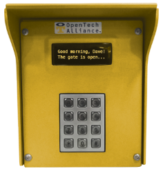 CIA Keypad 502