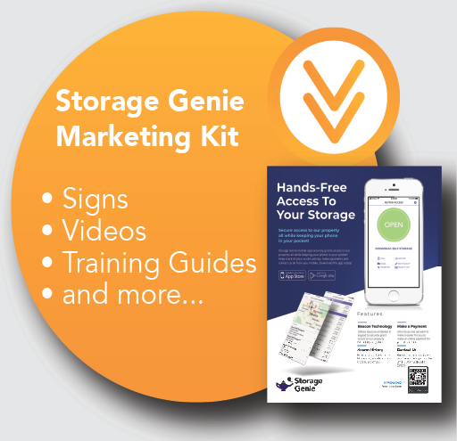 Storage Genie Marketing Kit