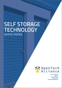 Self-Storage White Paper