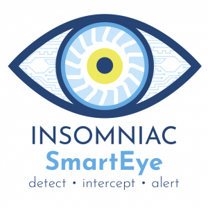 SmartEye Security Monitoring Logo