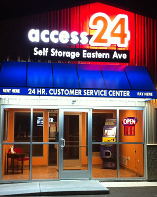 Access 24 Self Storage
