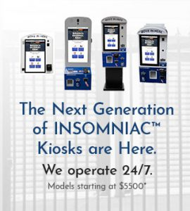 Next Generation Self Storage Kiosks