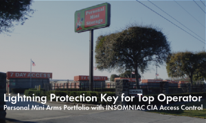 Top Operator Personal Mini Storage Arms Portfolio with INSOMNIAC CIA