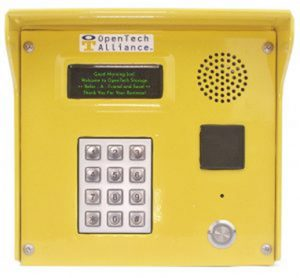 Self Storage Keypad