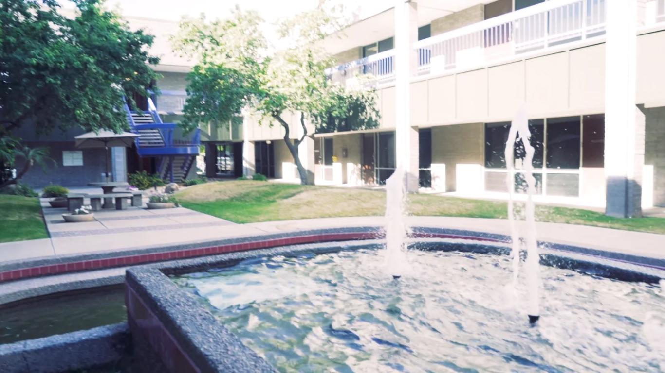 OpenTech Alliance Courtyard