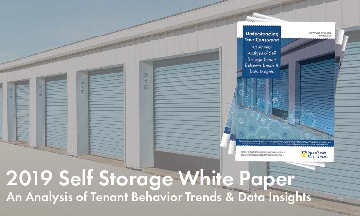 2019 Self Storage White Paper