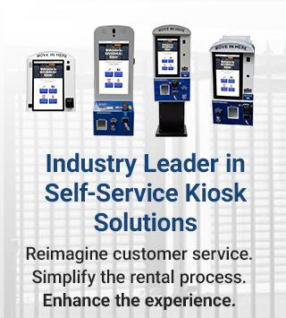 Industry Leader In Self-Service Kiosk Solutions
