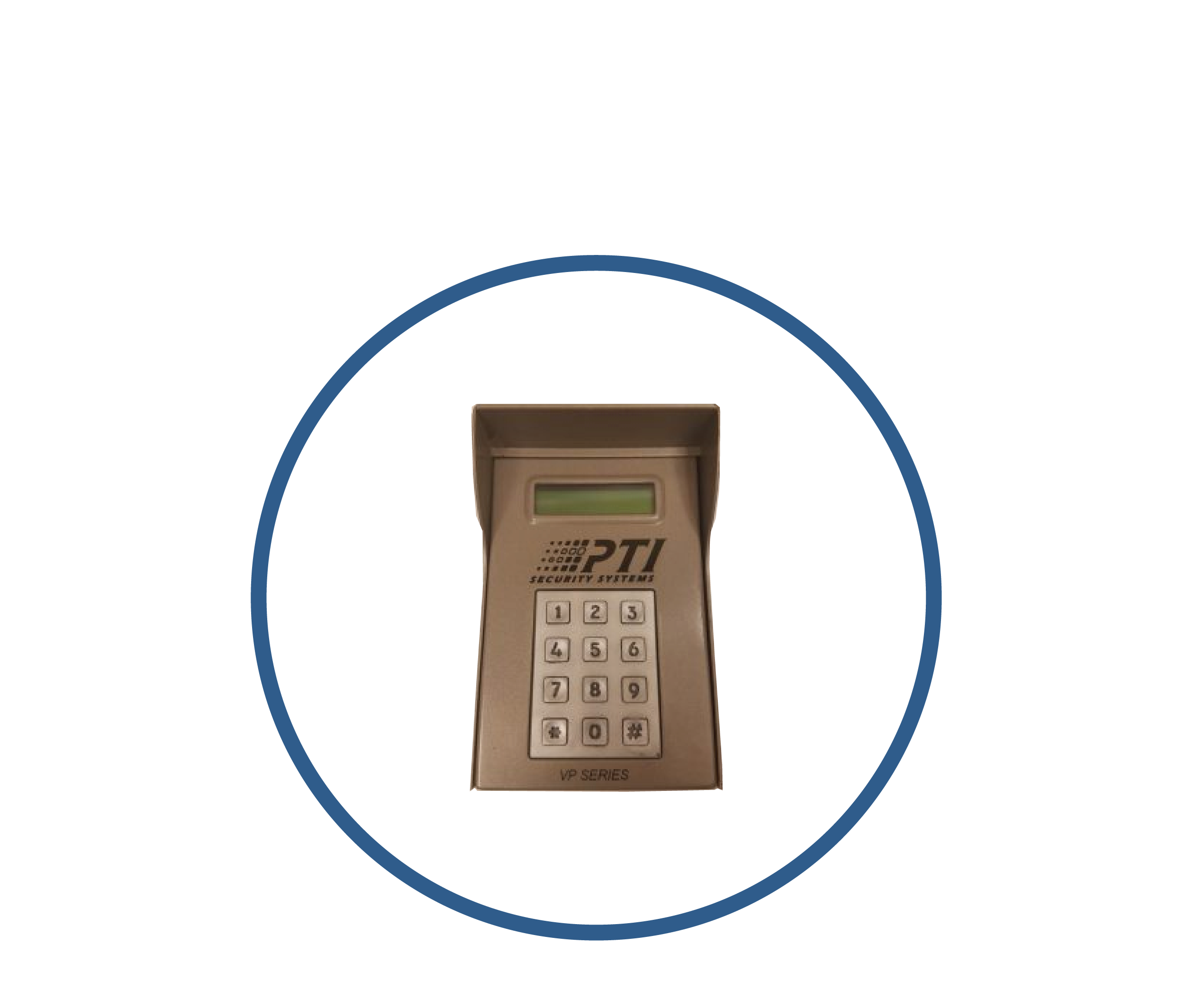 IoE Integration Icon - PTIKeypads