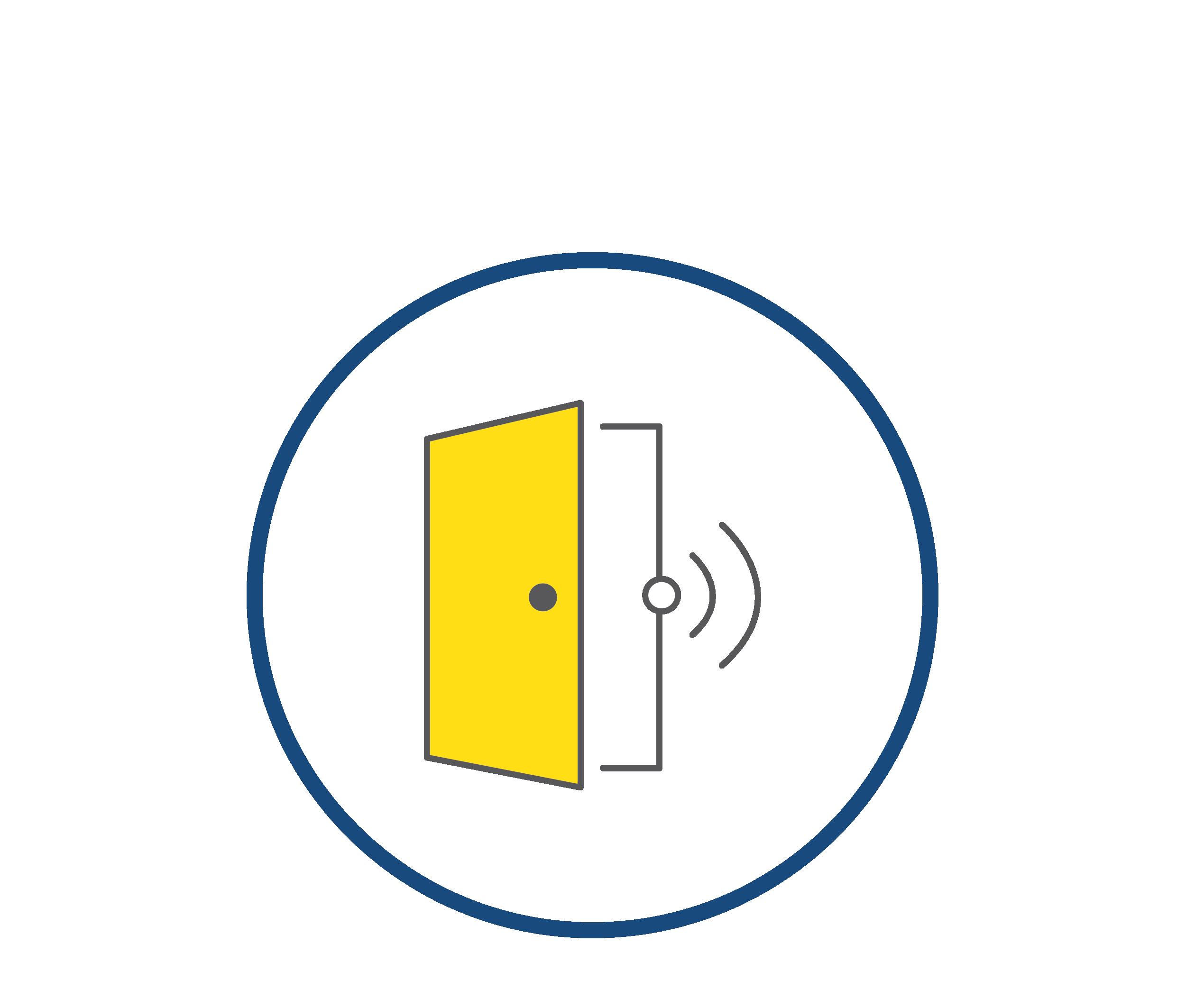 IoE Product Icon - SmartDoor