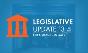 Self Storage Legislation Update Part 3 | OpenTech Alliance