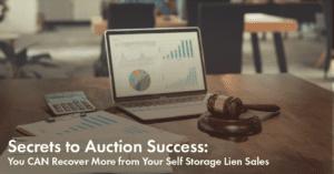 Self Storage Auction Data