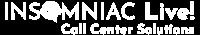 INSOMNIAC Live call center logo
